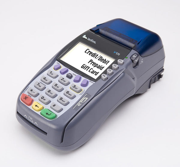 Verifone Vx 570 Dial-up only 6Mb