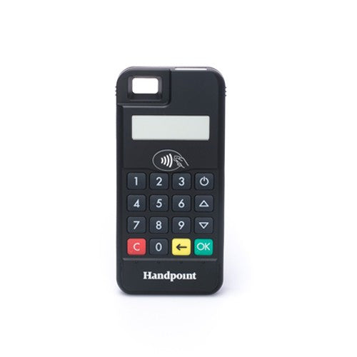 Handpoint HiPro  iPhone sleeve EMV and NFC (BLUEPAD-500)
