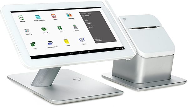 Clover POS Retail All In One System with First Data FD 40 Bundle