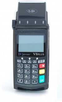 DEJAVOO Vega Model V8 S Plus EMV & NFC (Contactless Reader) (N-DEJAVOO-V8S Plus)