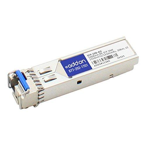Add-on-computer Peripherals L Addon Rad Sfp-10b Compatible 100base-bx Sfp Transceiver (smf 1550n