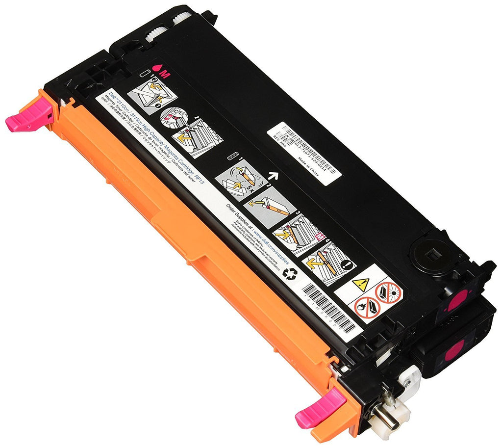 Dell RF013 Magenta Toner Cartridge for Dell 3110cn/3115cn Color Laser Printer