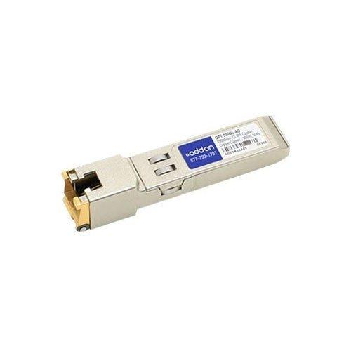 Add-onputer Peripherals, L OPT-90006-AO Voltaire SFP Transceiver Provides 1000Base-TX