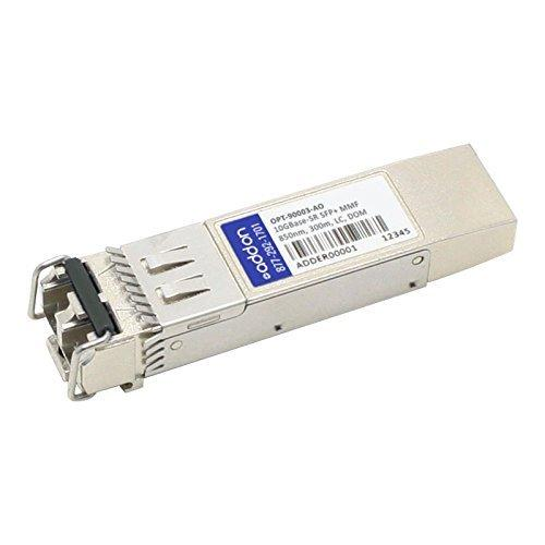 Add-onputer Peripherals, L OPT-90003-AO Voltaire SFP Plus Transceiver Provides 10GBase-SR