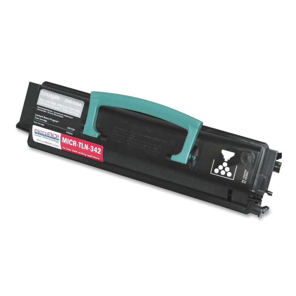 MicroMICR MICRTLN342 MICR Toner Cartridge for Lexmark Optra Printers (12A8400)