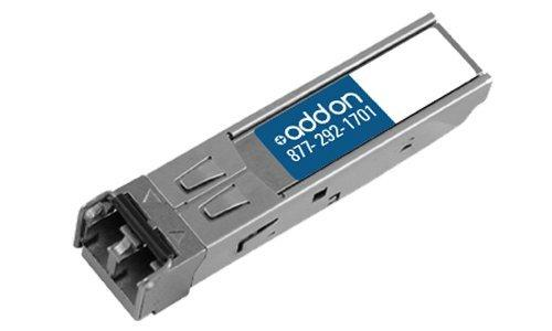 AddOn Cisco ONS-SI-GE-ZX Compatible TAA Compliant 1000Base-ZX SFP Transceiver (SMF, 1550nm, 70km, LC, DOM, Rugged)