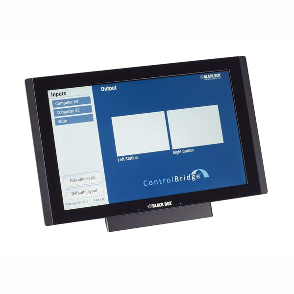 Economical 5-Wire Resistive with Dual Usb//Serial Controller Planar Systems 997-5971-00 Model Touch Screen Monitor Black 19 Height Speakers Internal Power PT1945R 19 Height