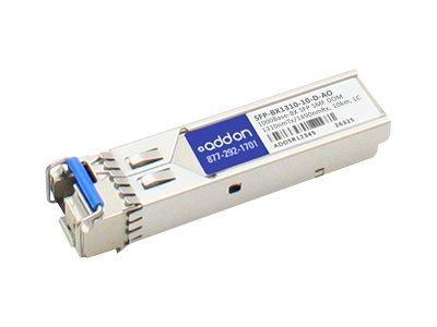 Add-on-computer Peripherals L Zyxel Sfp-bx1310-10-d Compatible 1000base-bx Sfp Transceiver (smf