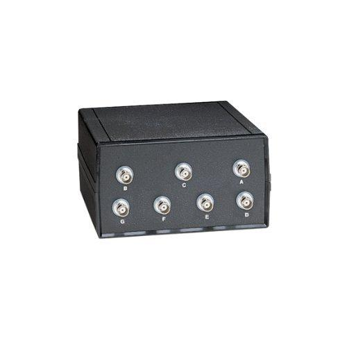 BLACK BOX SW580A-BNC 6:1 SWITCH FOR IBM 3270 CONNEC