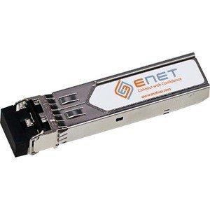 1000BASE-SX SFP 850nm 500m DOM Enabled Duplex LC Connector Extended Temp SonicWall Compatible - For Data Networking, Optical Network - 1 x 1000Base-SX - Optical Fiber - 1 Gbps Gigabit Ethernet - 01-SSC-9789-ENC