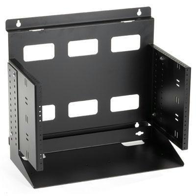 "Black Box RM096A-R2 wallmnt RACK 12"" W ADJ SHEL FD"