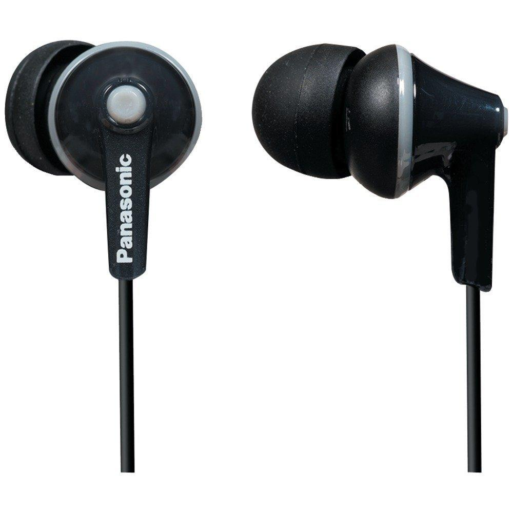 Panasonic Earbud Headphones Color Black