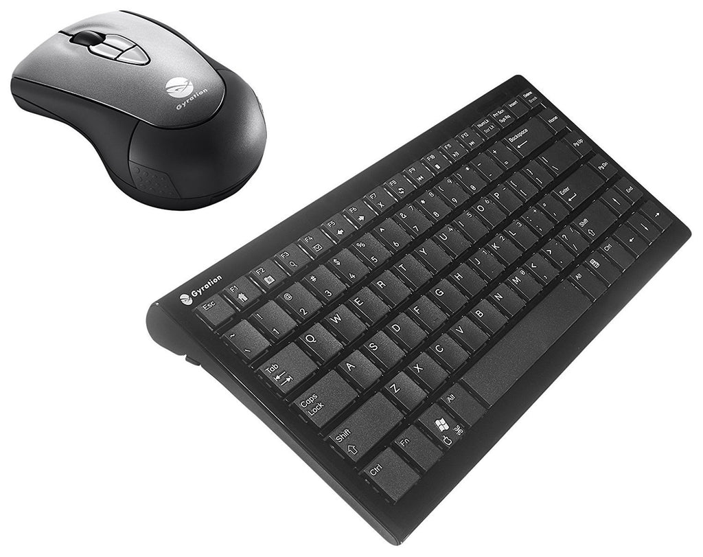SMK-Link Gyration Air Mouse Mobile with Compact Keyboard (GYM2200CKNA)