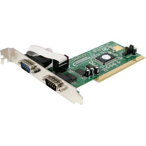 2Port Pci Rs232 Serial Adapter