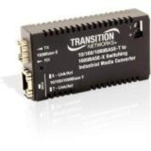 Transition Networks 10/100/1000Bse-T 100/1000Bse-X 10/100/1000Bse-T 100/1000B