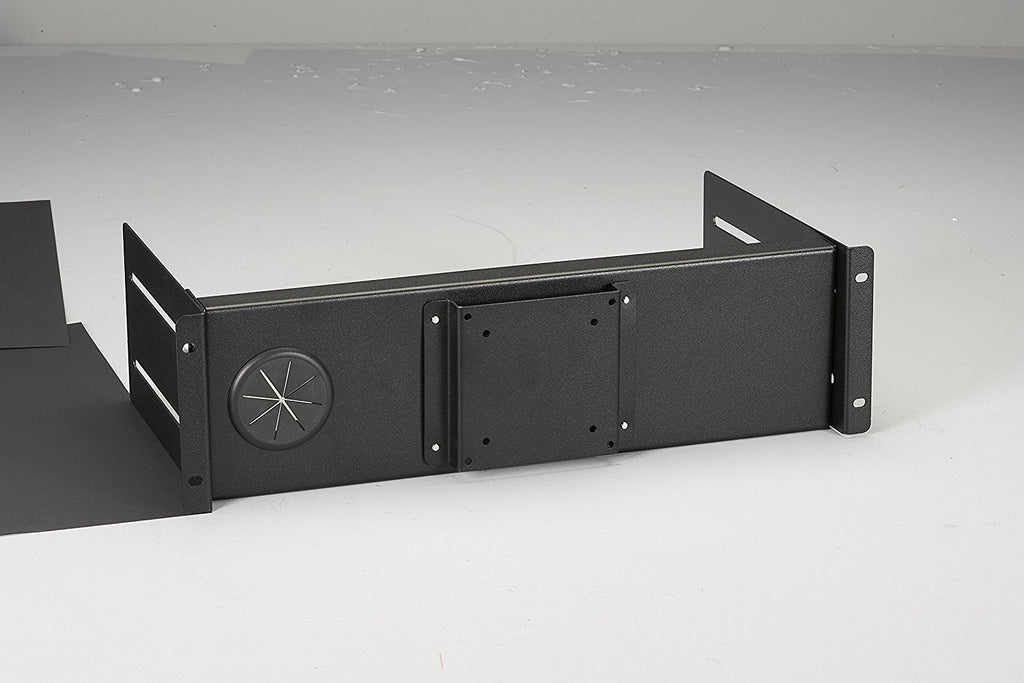 Black Box Fixed Flat-Panel Monitor Mount for Racks (RM982F)