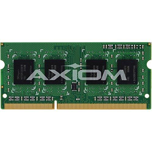 H6Y77AA-AX Axiom Memory Solution44;lc Axiom 8gb Ddr3l-1600 Low Voltage Sodimm For Hp - H6y77aa44; 693374-001