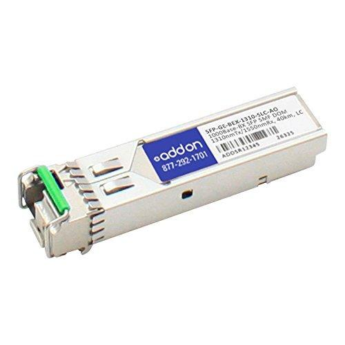 Add-onputer Peripherals44; L SFP-GE-BEX-1310-SLC-AO Zhone SFP Transceiver Provides 1000Base-BX