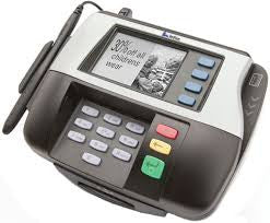 Verifone Mx830 EMV - Grey Scale Signature Capture Pin Pad (M094-309-04-R)