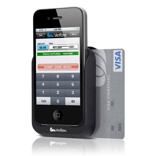 Payware Mobile Encrypted Card Reader (M087-130-00-USA)