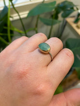 Load image into Gallery viewer, Grandidierite Stone Ring
