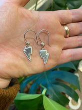 Load image into Gallery viewer, Tiny bolt earrings #2