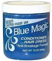 BLUE MAGIC CONDITIONER HAIR DRESS [BLUE](12OZ)