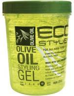ECO STYLING GEL [OLIVE OIL] (32OZ)