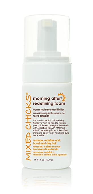 MIXED CHICKS MORNING AFTER REDEFINING FOAM - 3.4OZ