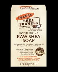 PALMERS MOISTURIZING RAW SHEA SOAP (3.5G)