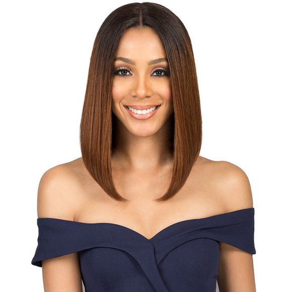 BOBBI BOSS SYNTHETIC SWISS LACE FRONT WIG MLF350 TIAH