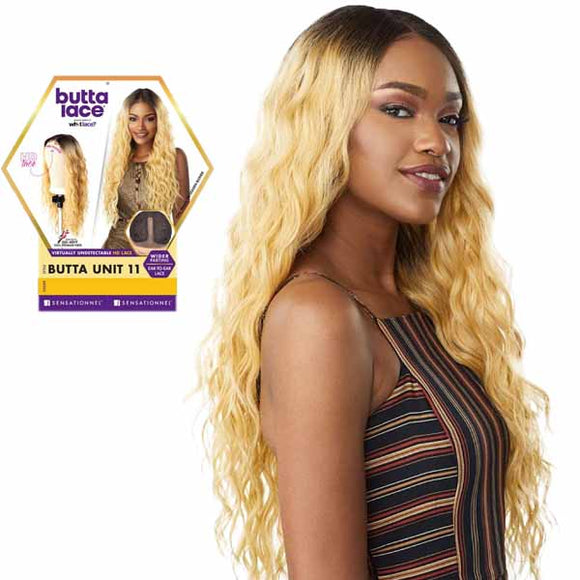 SENSATIONNEL BUTTA LACE HD LACE WIG - UNIT 11
