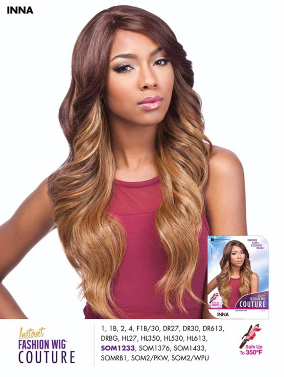 SENSATIONNEL INSTANT FASHION WIG COUTURE INNA
