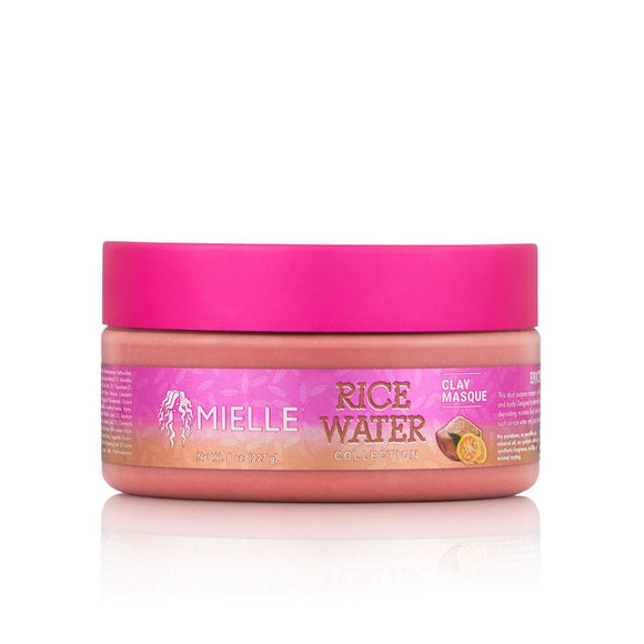 MIELLE ORGANICS RICE WATER CLAY MASQUE