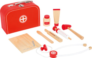Wooden Doctor's Play Kit