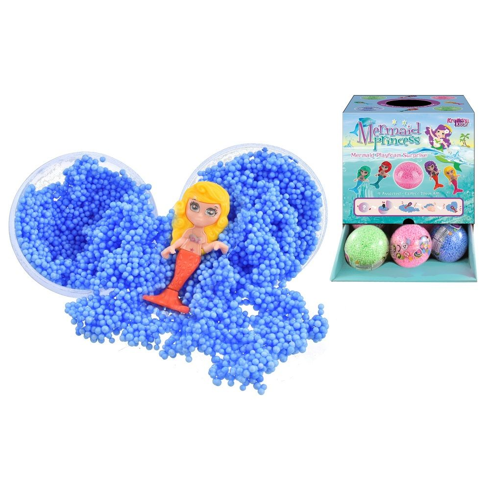Mermaid Playfoam Surprise