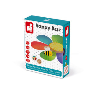 Happy Bzzz Racing Board Game