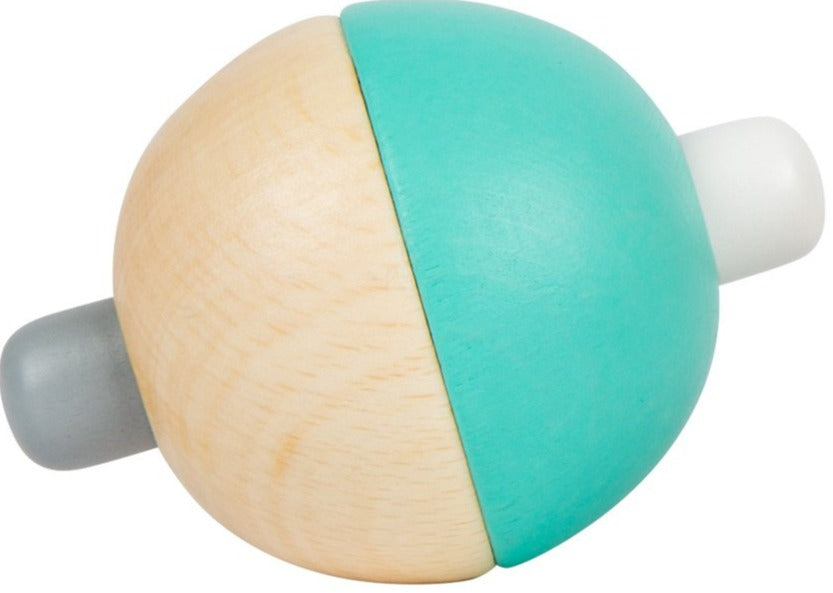 Wooden Squeaky Grip Ball
