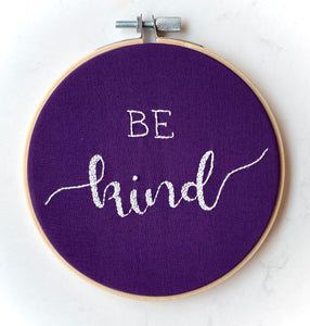 Positive Message Wall Hanging