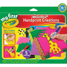 Load image into Gallery viewer, Crayola MFC Handprint Creation Kits