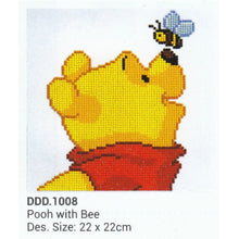 Load image into Gallery viewer, Diamond Dotz - Disney Pooh With Bee
