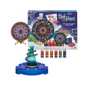 Playdoh Dohvinci Spotlight Spin Studio