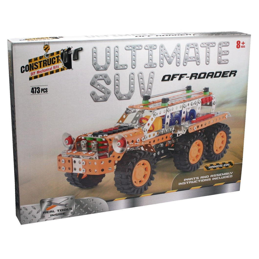 Construct It! – Ultimate SUV