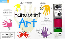Load image into Gallery viewer, Imagine It! Handprint Art