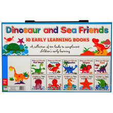 Load image into Gallery viewer, Dinosaur And Sea Friends Carry Case