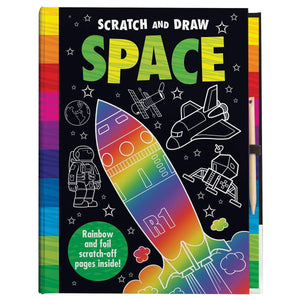 Scratch and Draw – Space