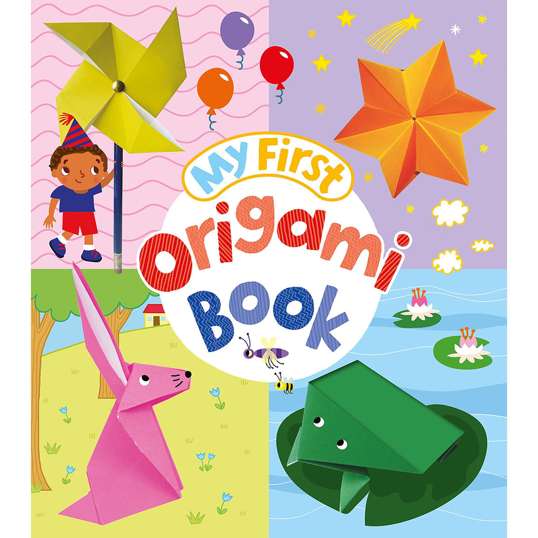My First Origami Book