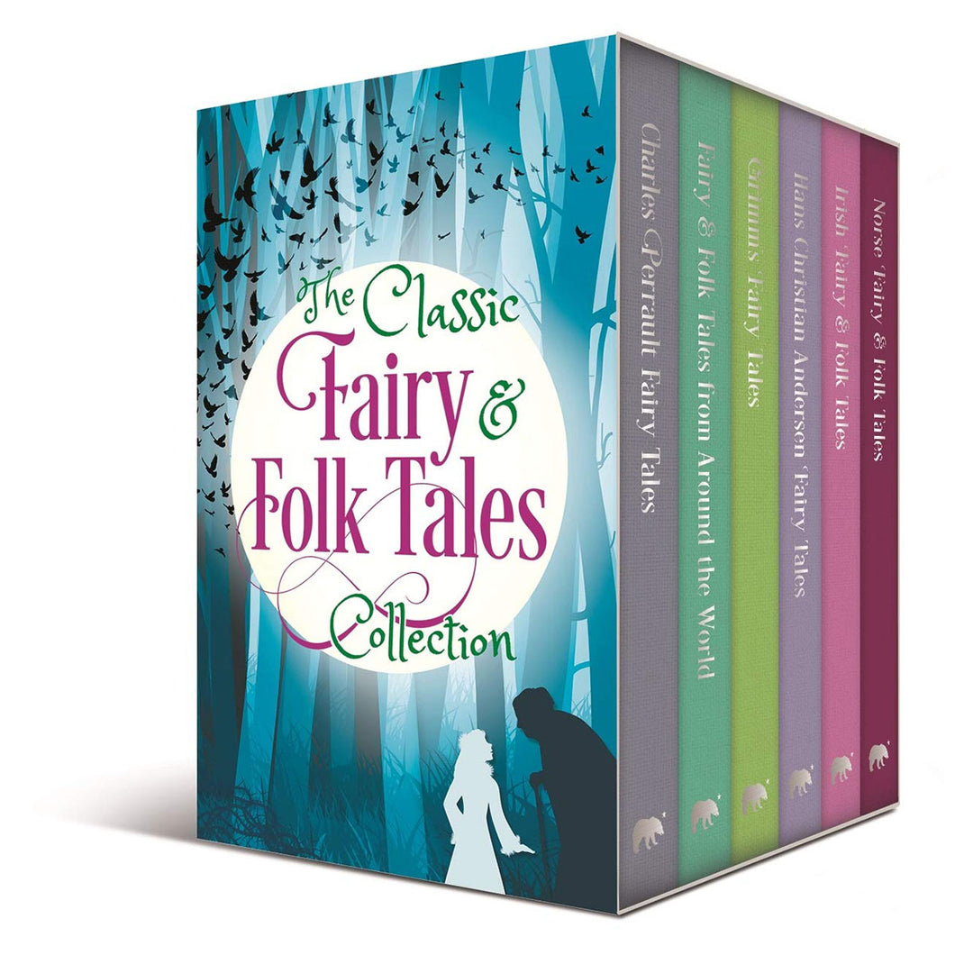 The Classic Fairy and Folk Tales Collection: (Box Set)