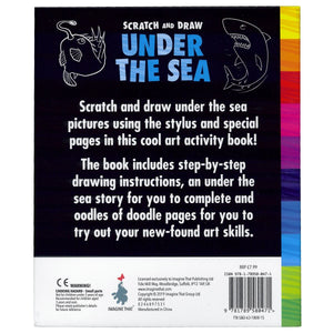 Scratch and Draw – Under the Sea