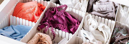 How Do You Organise Your Lingerie Drawer?